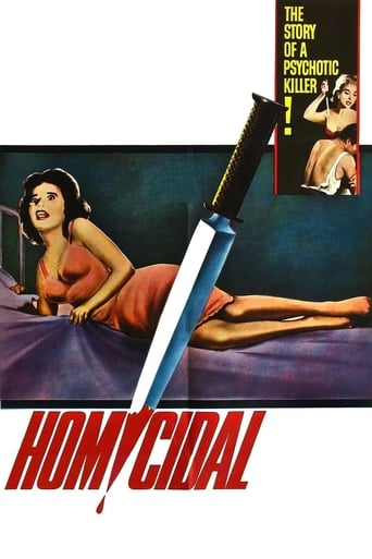 Poster of Homicidal