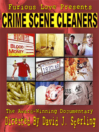 Crime Scene Cleaners Movie Poster