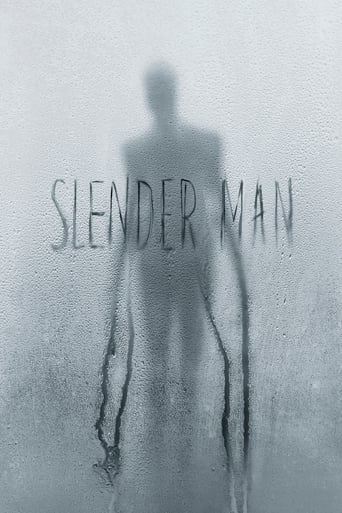 Poster of Slender Man
