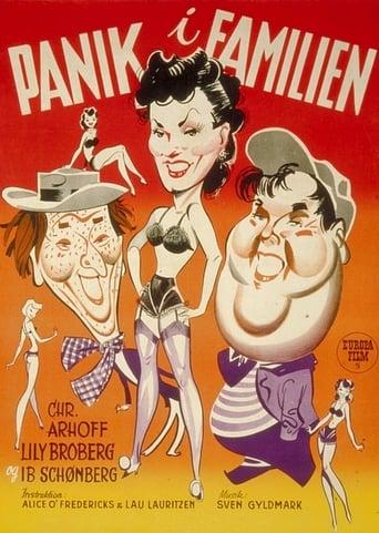 Poster of Panik i familien