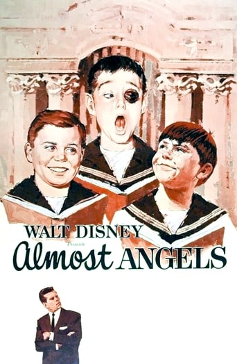 Poster of Almost Angels