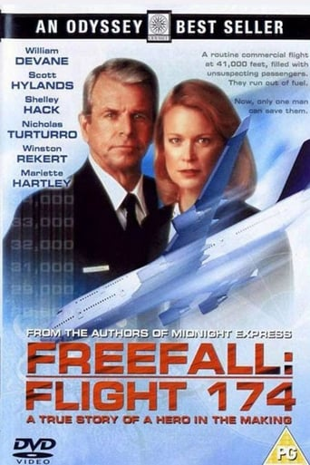 Poster of Freefall: Flight 174