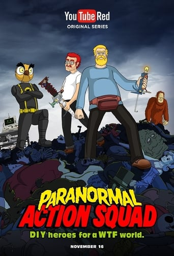 The Paranormal Action Squad (OmU)