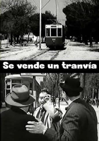 Poster of Se vende un tranvía