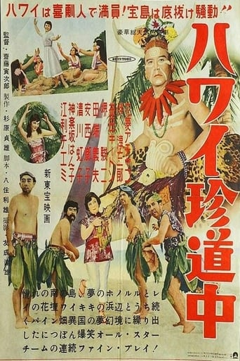 Poster of Road to Hawaii