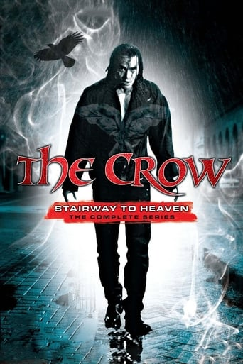 Poster of The Crow: Stairway to Heaven