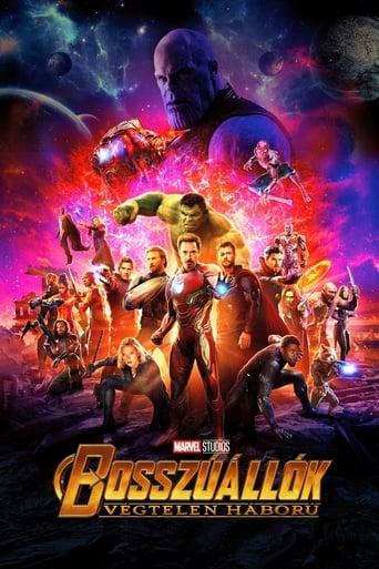 Poster of Bosszúállók: Végtelen háború