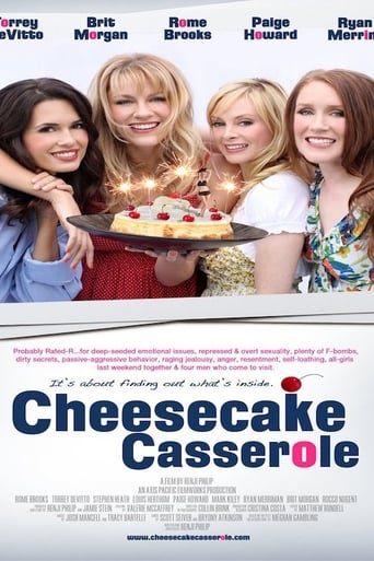 Poster of Cheesecake Casserole