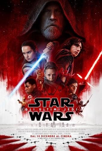 Poster of Star Wars: Gli ultimi Jedi