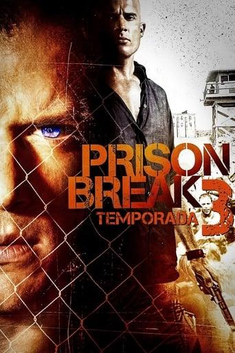 Prison Break 3ª Temporada - Poster