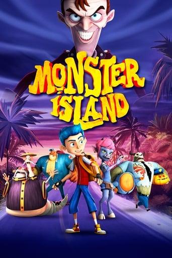 Monster Island - Einfach ungeheuerlich! - Animation / 2018 / ab 6 Jahre