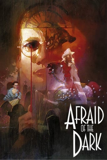Poster of Afraid of the Dark