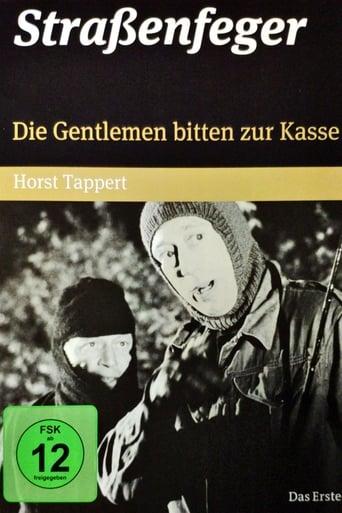 Poster of Die Gentlemen bitten zur Kasse