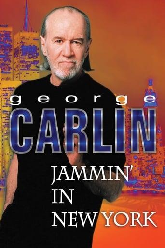 George Carlin: Jammin' in New York poster