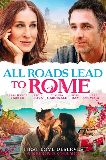 Poster of All Roads Lead to Rome