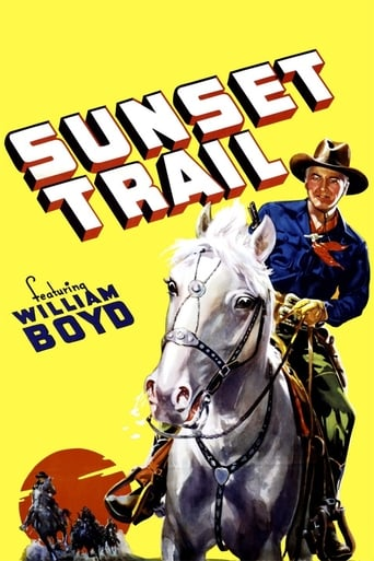 Poster of Sunset Trail