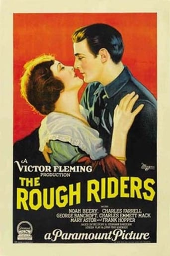 Poster of The Rough Riders