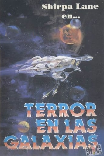 Terror en las galaxias - La Bestia nello spazio AKA Beast in Space