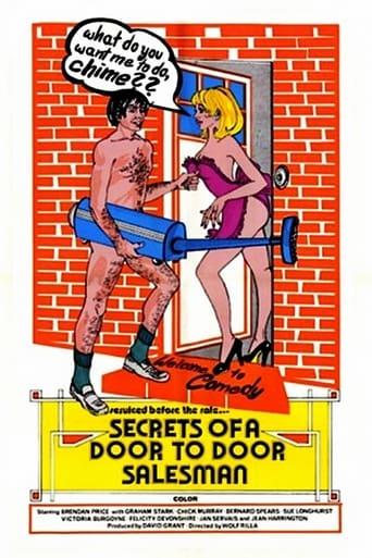 Poster of Secrets of a Door-to-Door Salesman