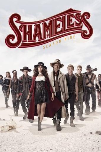 Shameless 9ª Temporada - Poster
