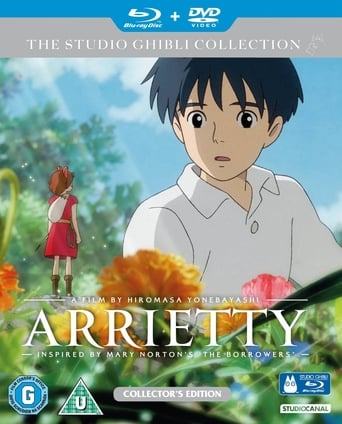 Paslaptingasis Arietės pasaulis / The Secret World of Arrietty (2010)