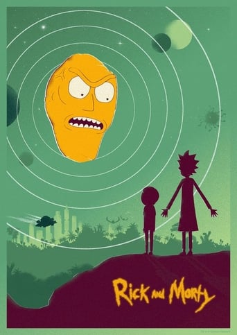 Poster of Rick and Morty  S02