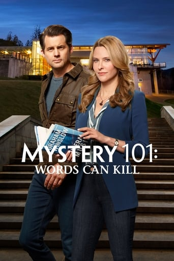 Poster of Mystery 101: Words Can Kill