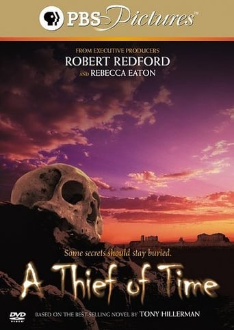 Poster of A Thief Of Time