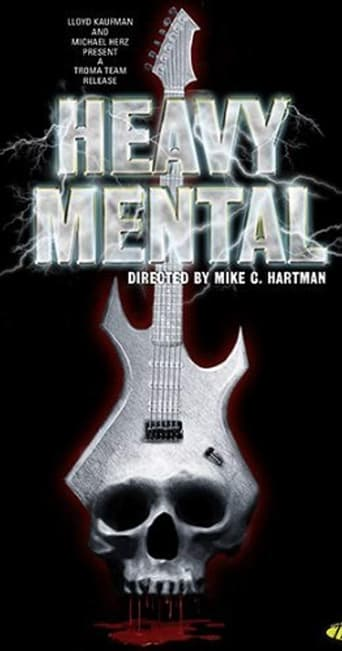 Heavy Mental: A Rock-n-Roll Blood Bath