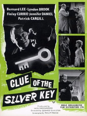 Poster of Clue of the Silver Key