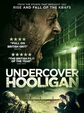 Poster of Undercover Hooligan