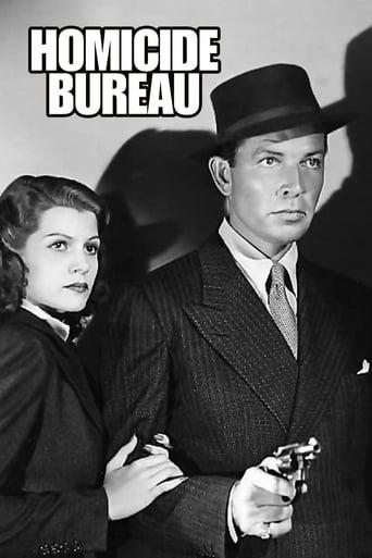 Poster of Homicide Bureau