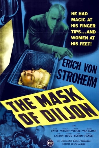 Poster of The Mask of Diijon