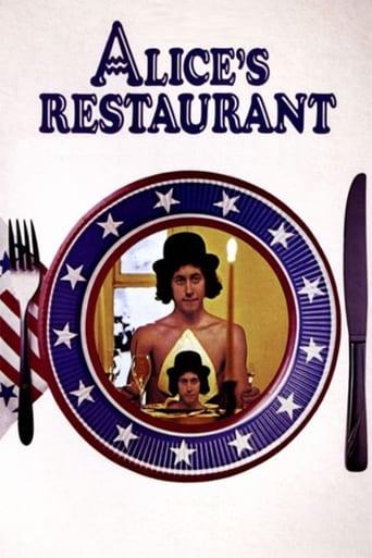 Poster of Alice's Restaurant