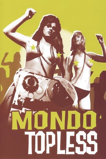 Poster of Mondo Topless