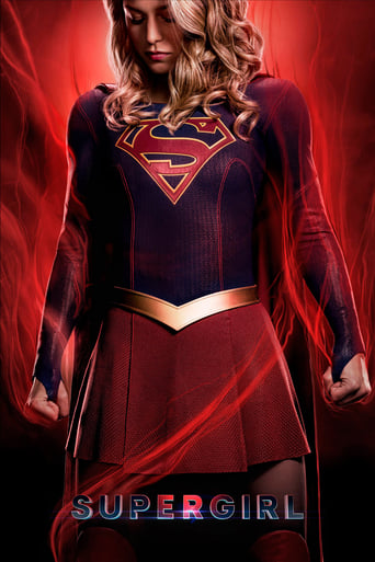 Supergirl Movie Poster