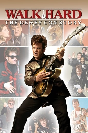 Poster of Walk Hard: The Dewey Cox Story