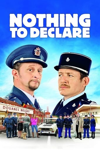 Poster of Nothing to Declare