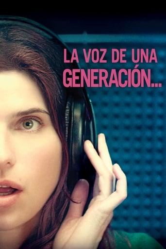 Poster of La voz de una generación