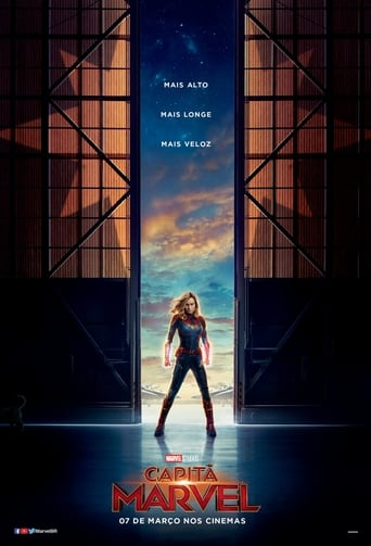 Poster of Capitã Marvel