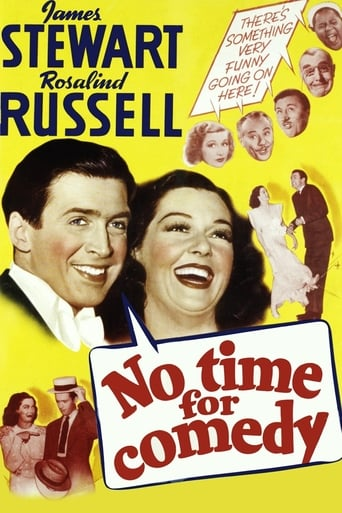 Poster of No Time for Comedy