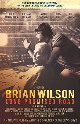 Poster of Brian Wilson: Long Promised Road