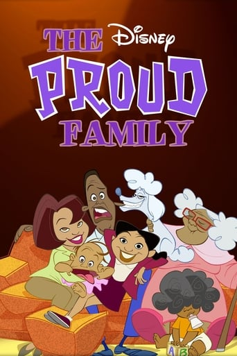 Capitulos de: The Proud Family