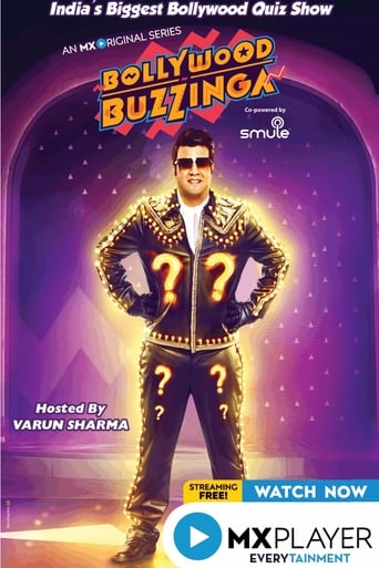 Poster of Bollywood Buzzinga