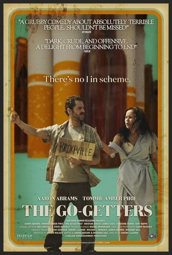 The Go-Getters Poster