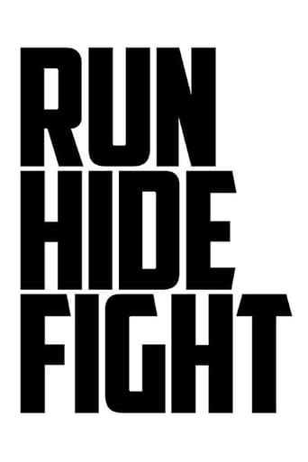 Run Hide Fight Poster