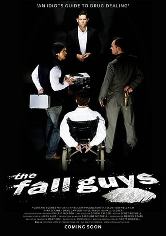 Poster of The Fall Guys