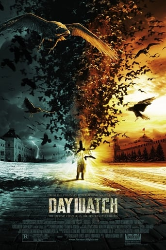 voir film Day Watch  (Dnevnoy Dozor: Mel Sudbi) streaming vf