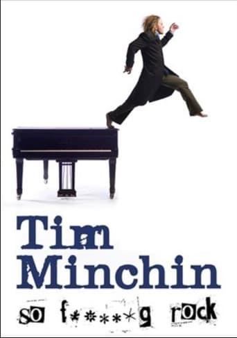 Poster of Tim Minchin: So F**king Rock Live
