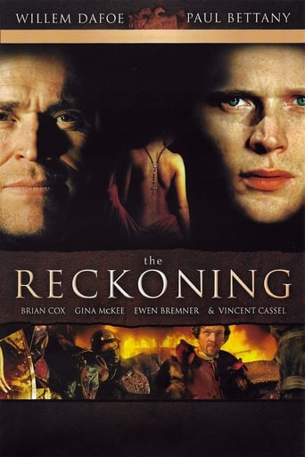 Poster of The Reckoning